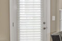 Silhouette® Window Shadings on Side Door