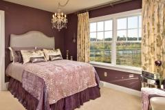 Custom Bedding, Headboard, Draperies & Valance