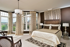 Custom Bedding, PIllows & Draperies
